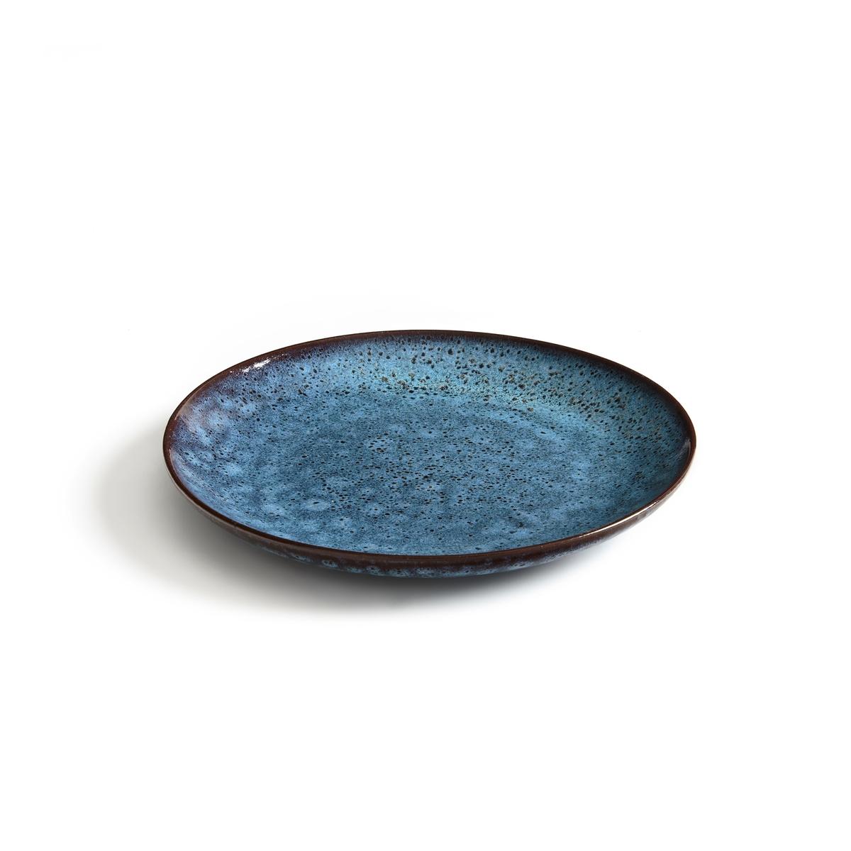 Комплект из 4 десертных тарелок Pesgira комплект из 4 мелких тарелок из керамики olazhi