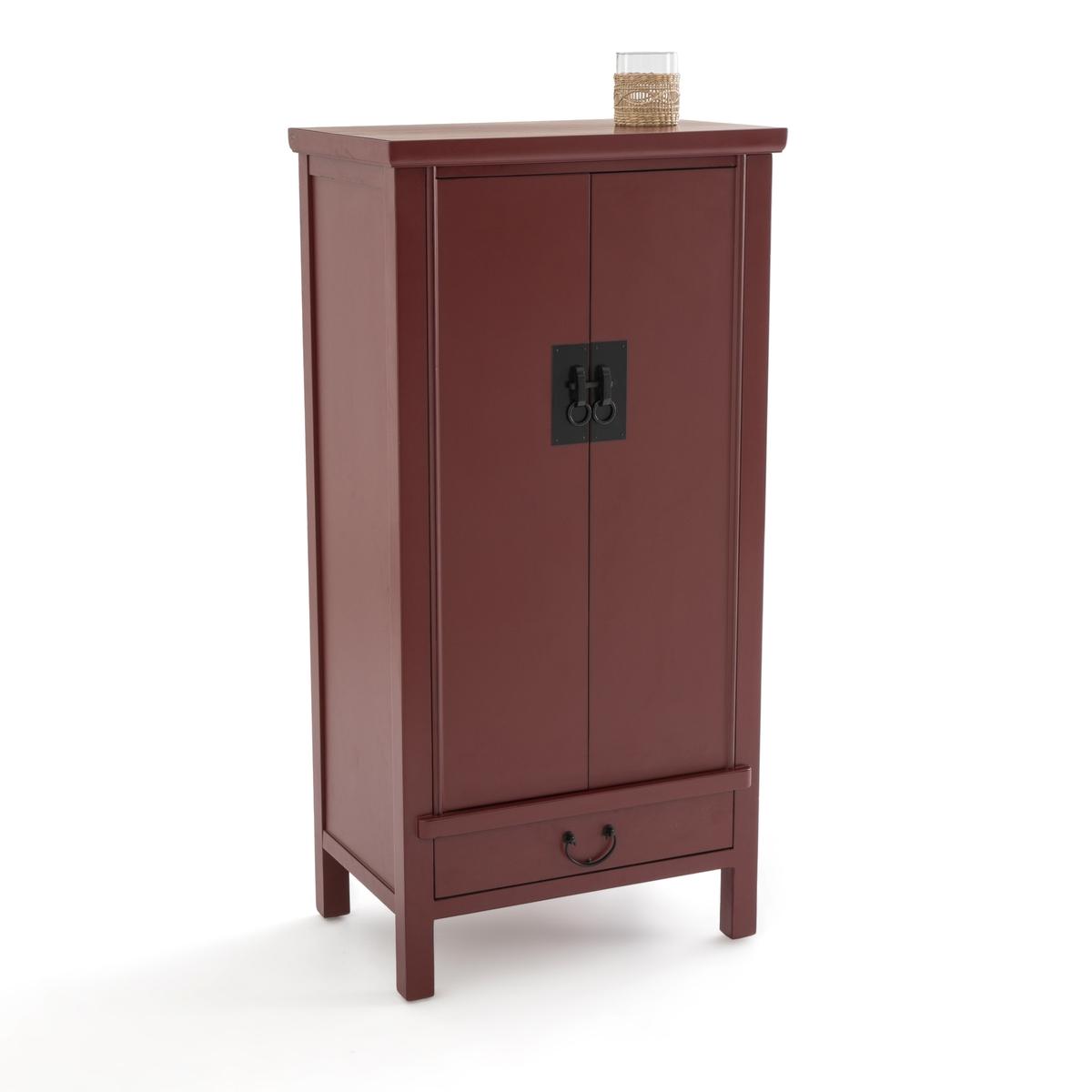 Шкаф LaRedoute Китайский ASAYO единый размер красный