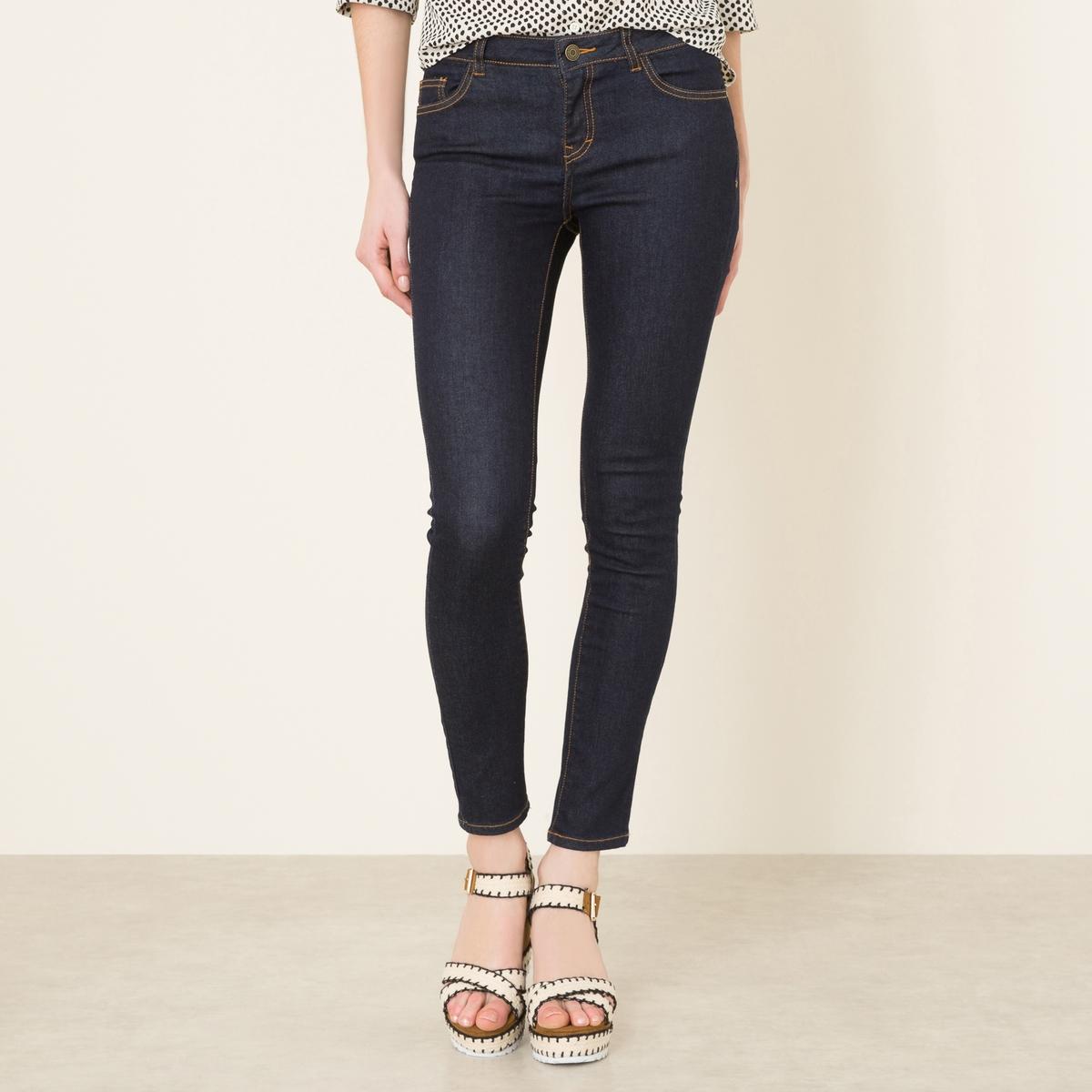 Джинсы-слим ELLA JEANS джинсы слим с тропическим рисунком 3 14 лет