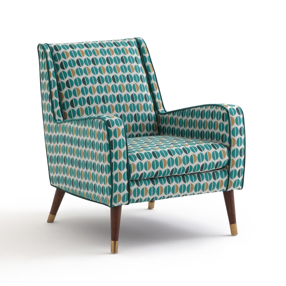 Кресло LaRedoute Y 1-мест. синий