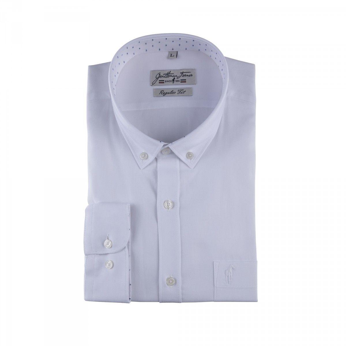 Chemises col boutonné CHADD