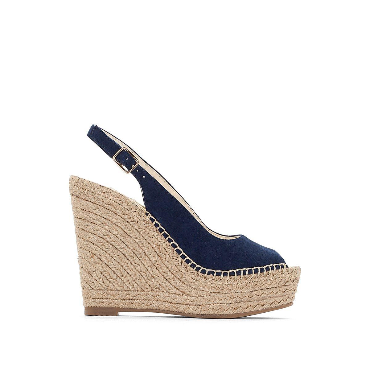 Sandales talon compensé 315-4554