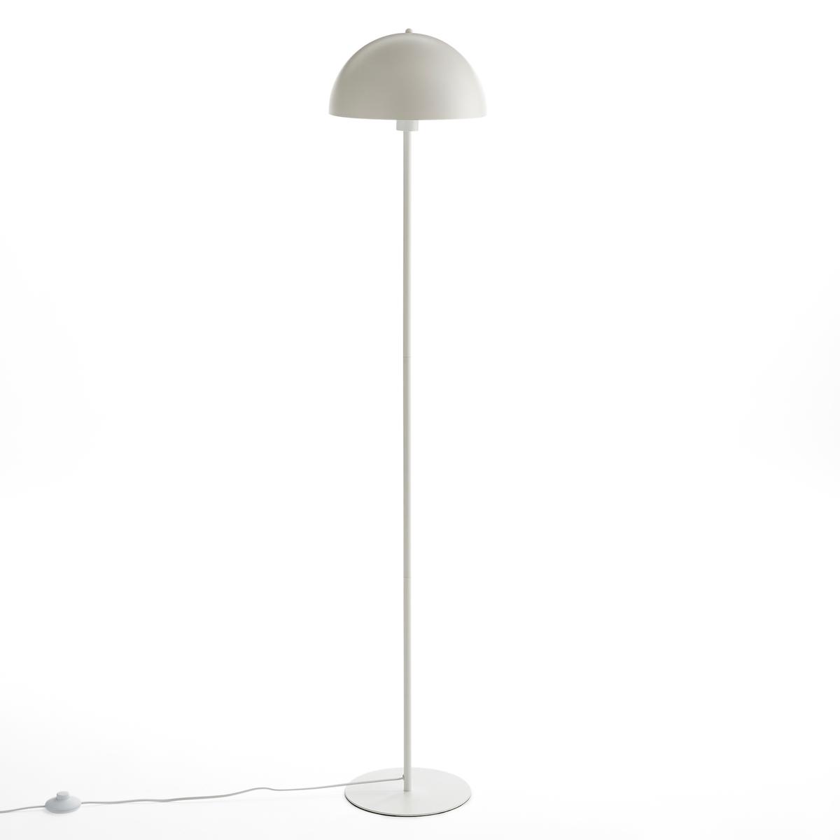Лампа напольная из металла, CAPIОписание:Напольная лампа из металла CAPI. Самый современный дизайн.Описание напольной лампы CAPI :Патрон E27 для флуокомпактной лампы макс. 15 Вт (продается отдельно). Совместима с лампой класса энергопотребления AХарактеристики напольной лампы CAPI :Из металла, покрытие матовым эпоксидным лакомВсю коллекцию светильников вы можете найти на сайте laredoute.ruРазмеры напольной лампы CAPI :Высота : 150 см. Диаметр : 30 см<br><br>Цвет: белый