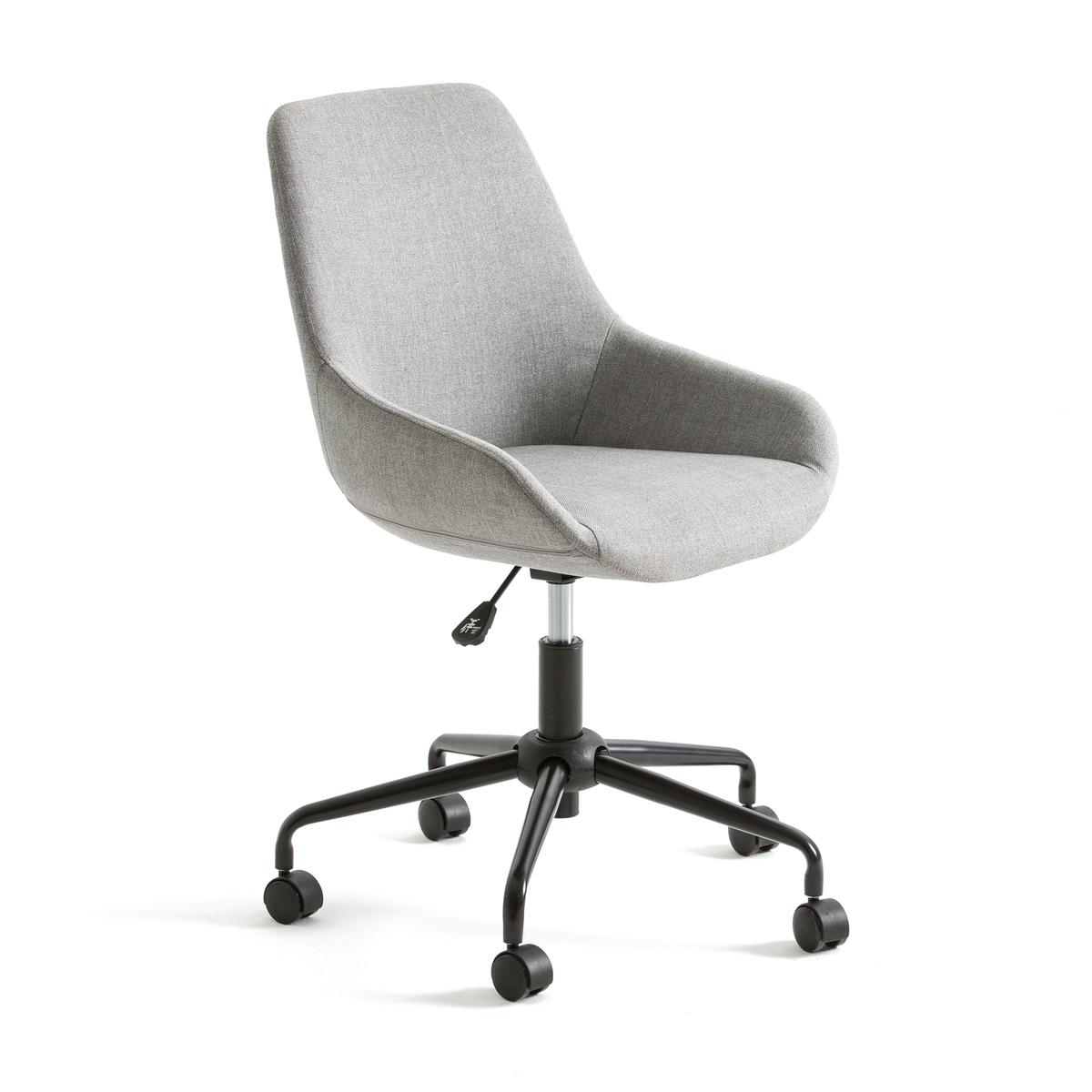 Кресло офисное на роликах, ASTINGОписание:Офисное кресло на роликах ASTING. Это кресло современного дизайна имеет все преимущества, чтобы обеспечить оптимальный комфорт во время работы. Описание офисного кресла ASTING :Кресло на роликах, регулируемых по высоте Поворачивающееся сиденье Характеристики офисного кресла ASTING : Обивка ткань 100% полиэстер Каркас из фанеры и стали Наполнитель спинки и подлокотников пеноматериал 25 кг/м3 Наполнитель сиденья пеноматериал 35 кг/м3 Ножка из стали, покрытой эпоксидным лаком, с 5 роликами из полипропилена Размеры офисного кресла ASTING :Общие : Ш60,5 x Г60,5 x В регулируемая 83,5/93,5 см Сиденье : Ш39 x Г41,5 x В регулируемая 46,5/56,5 смРазмеры и вес упаковки :1 упаковка Ш70 x Г61,5 x В37,5 см, 11,5 кг :Доставка:Товар будет доставлен до двери по предварительной договоренности!Внимание! Убедитесь в том, что доставка товара возможна, учитывая его габариты.<br><br>Цвет: серый