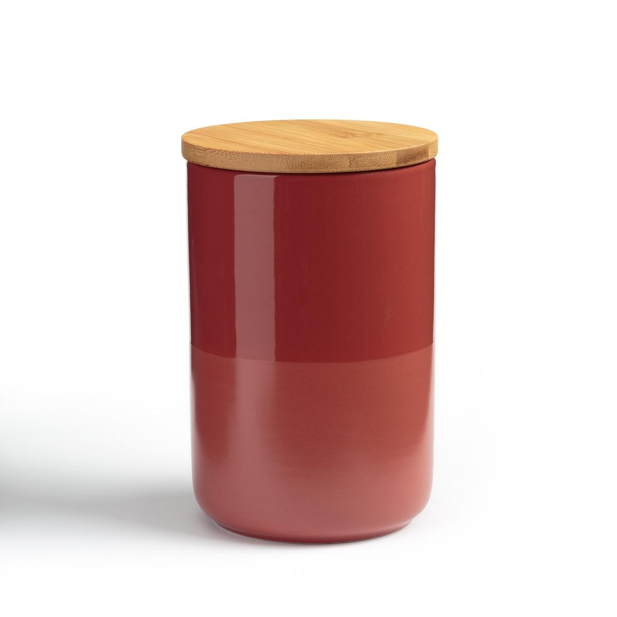 Горшок LaRedoute Большой для хранения TERBLA единый размер красный