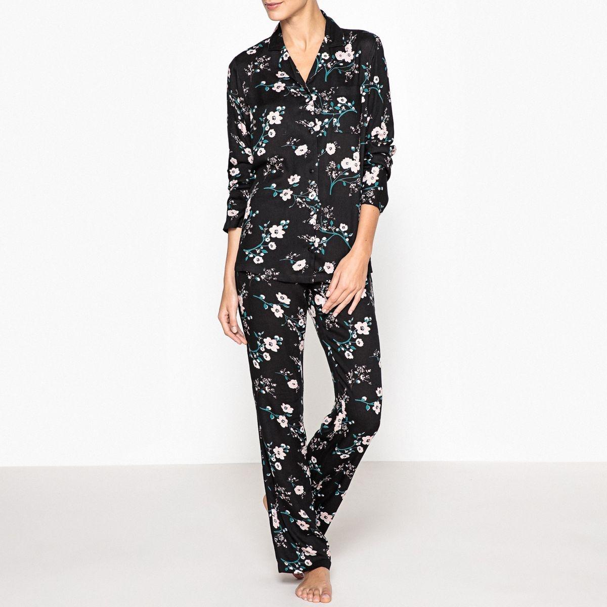 Pyjama imprimé fleuri
