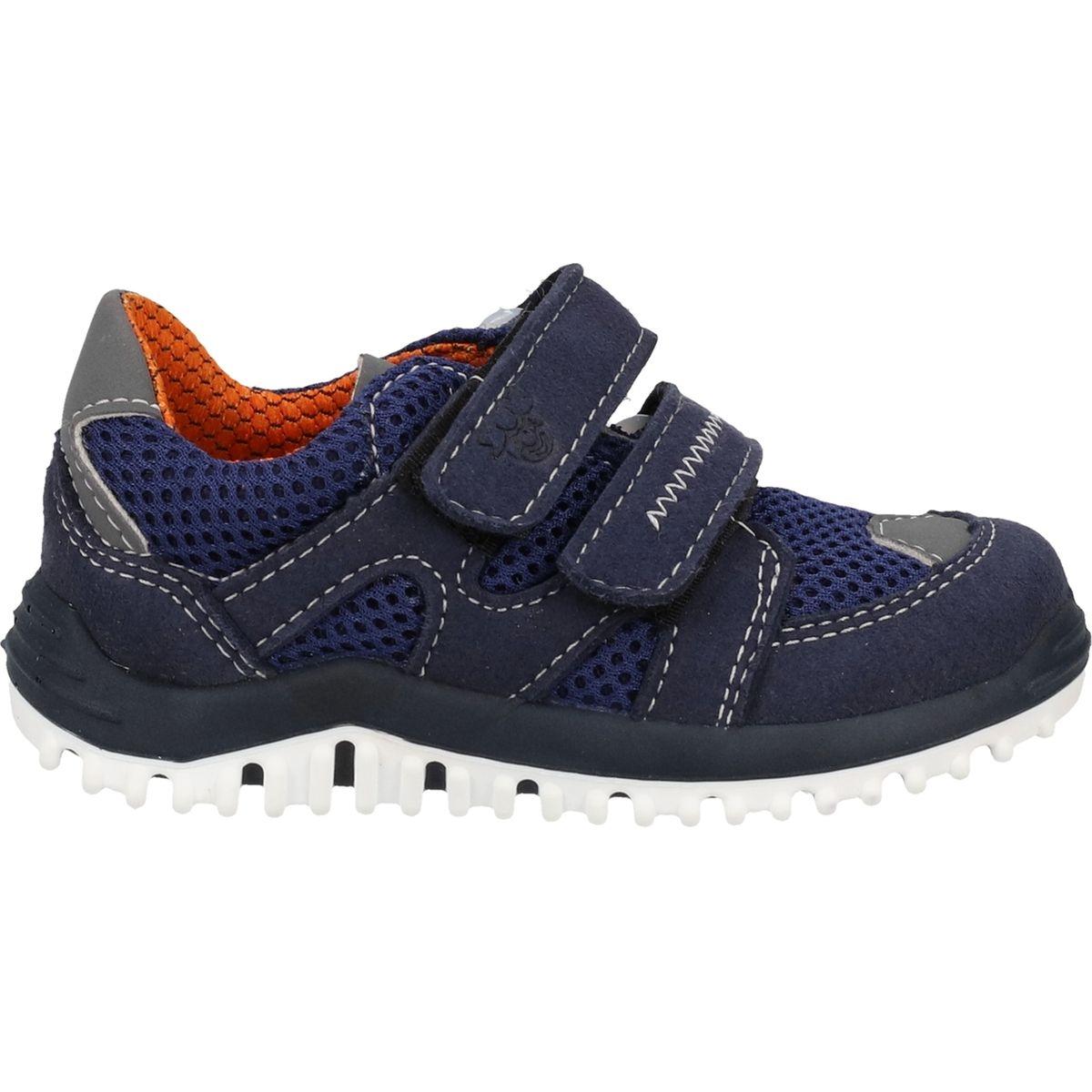 Sneaker Cuir/Textile