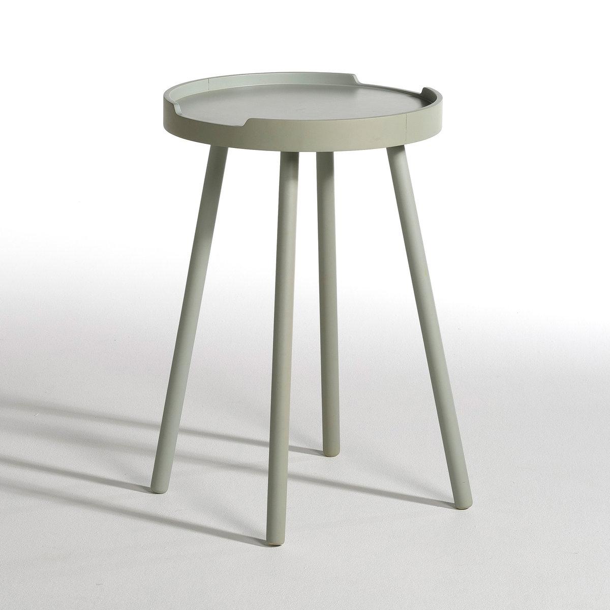 Столик журнальный со съемной столешницей, Visby столик из массива дуба ariles