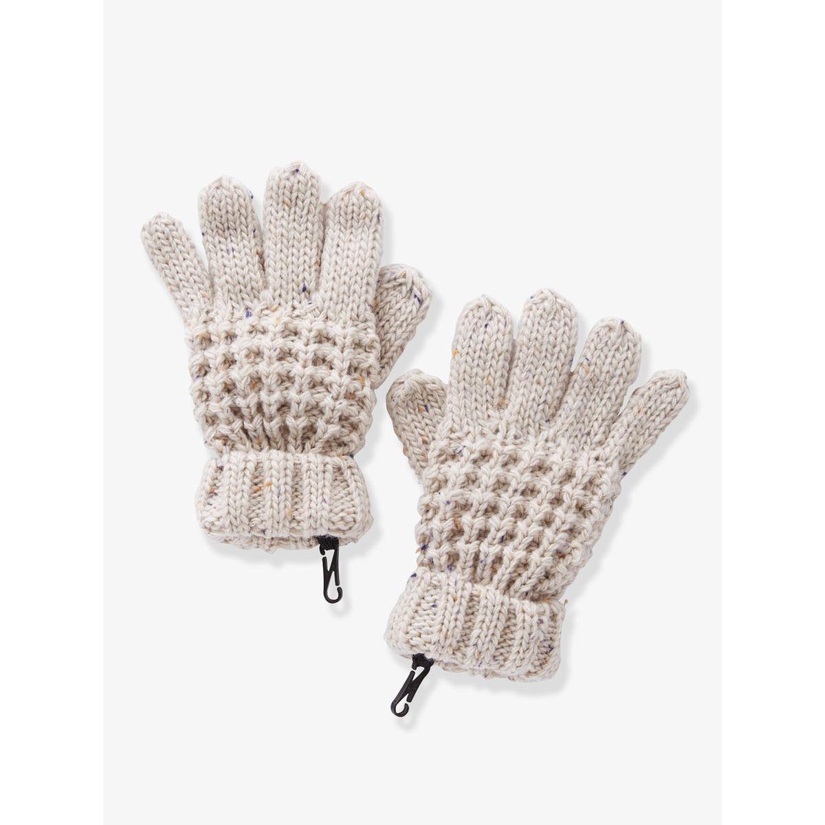 Moufles ou gants mouchetés garçon