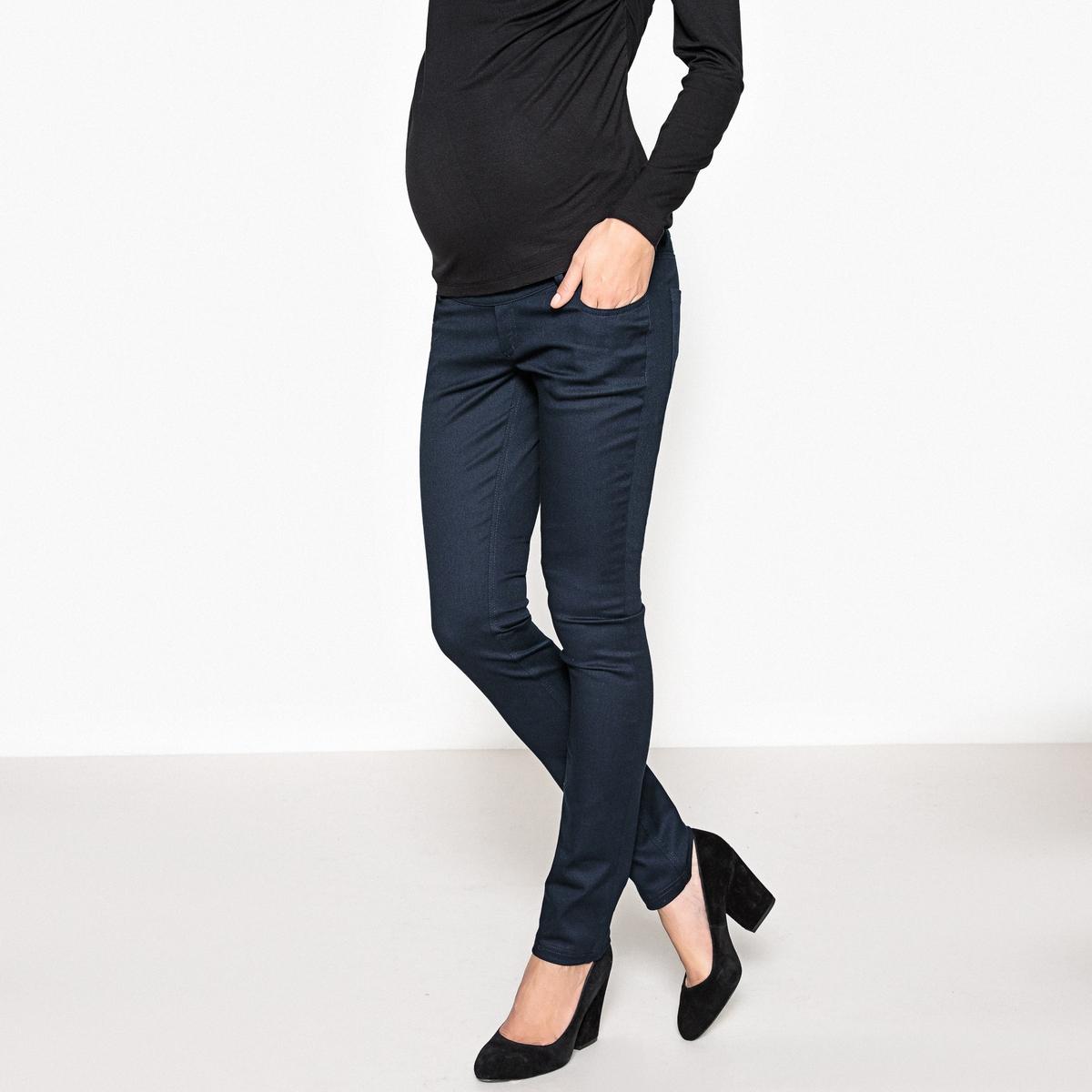 Брюки-слим для периода беременностиДетали •  Узкие, дудочки •  Стандартная высота поясаСостав и уход •  98% хлопка, 2% эластана •  Следуйте советам по уходу, указанным на этикеткеМодель адаптирована для периода беременности<br><br>Цвет: бордовый,темно-синий,черный<br>Размер: 36 (FR) - 42 (RUS).46 (FR) - 52 (RUS).44 (FR) - 50 (RUS).40 (FR) - 46 (RUS).46 (FR) - 52 (RUS).44 (FR) - 50 (RUS)