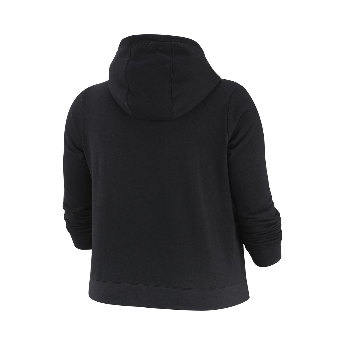 Imagen secundaria de producto de Sudadera concapucha estampada delante, manga larga - Nike