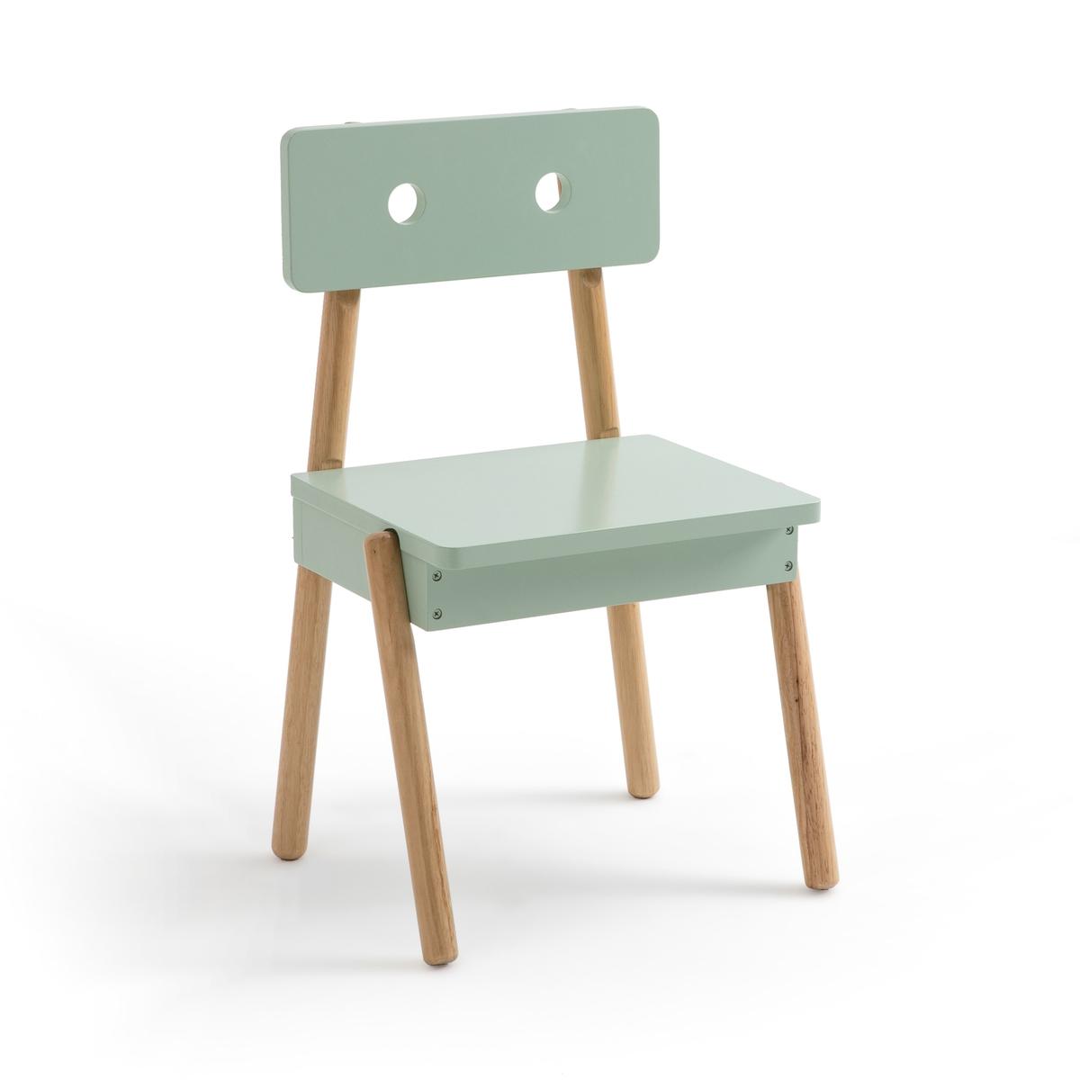 Стул La Redoute Для письменного стола детский Wallet единый размер зеленый