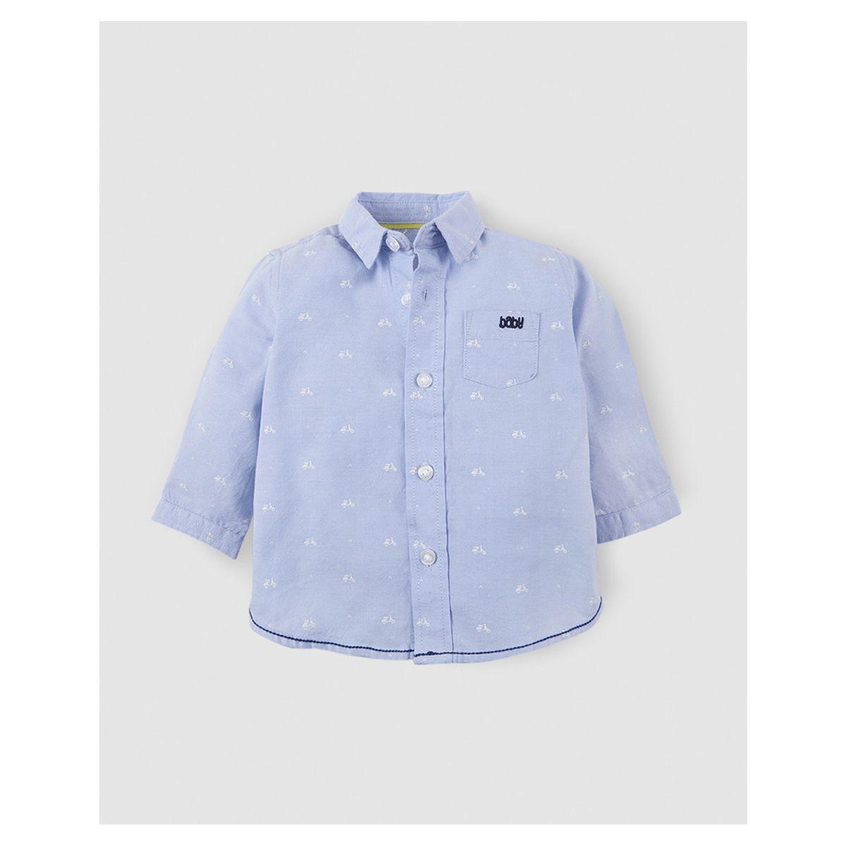 Chemise   avec poche /
