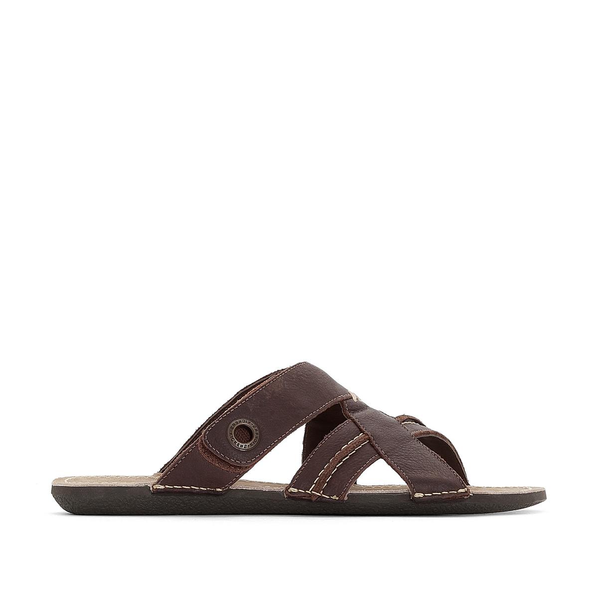 Туфли кожаные SPARTO