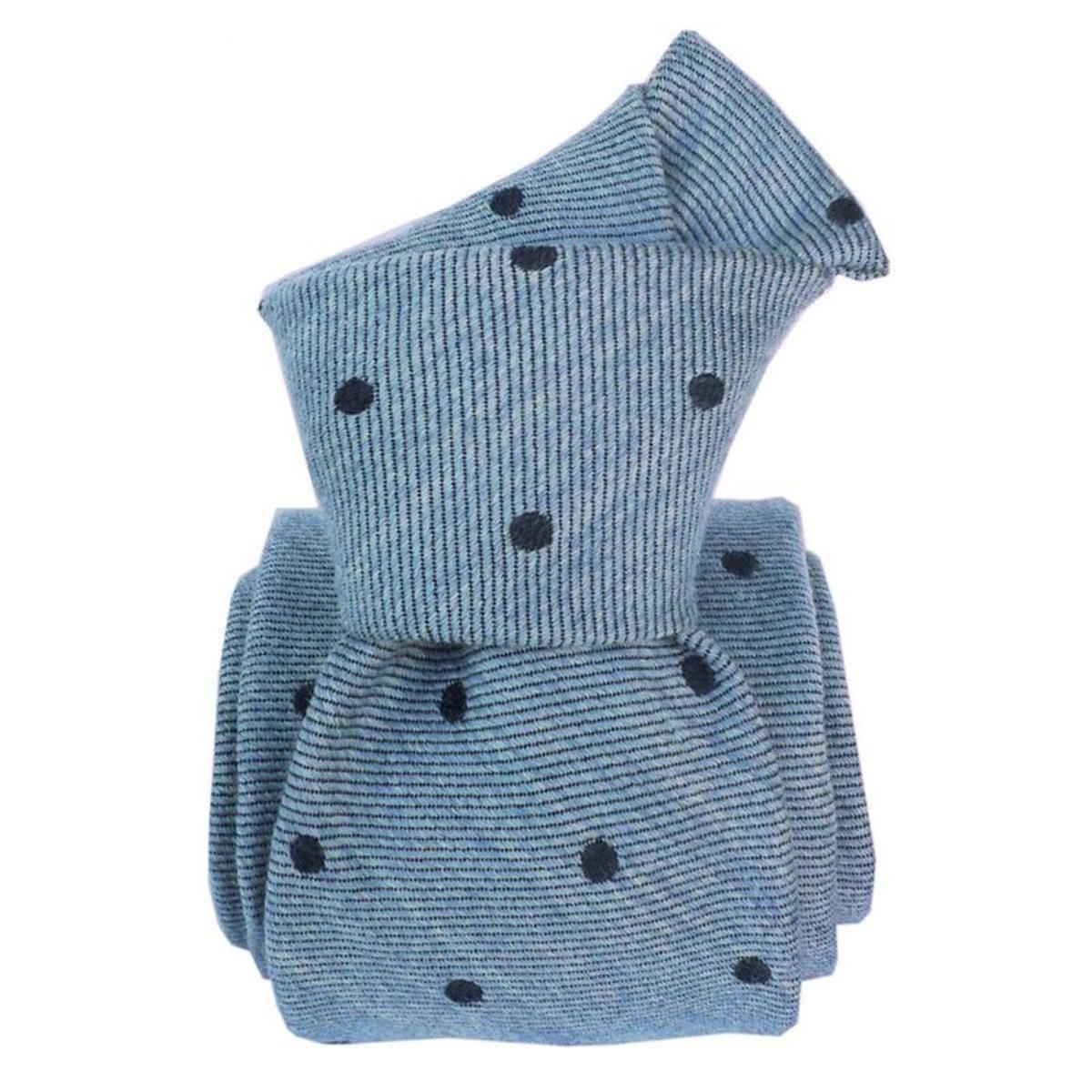 Cravate mogador laine catane