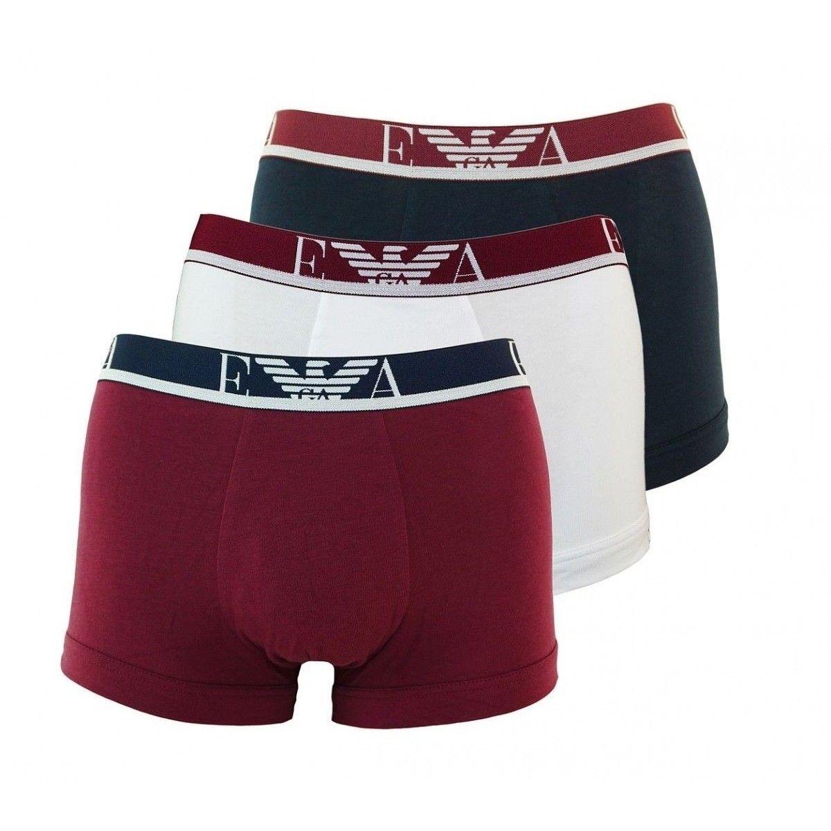 Pack 3 boxers Coton