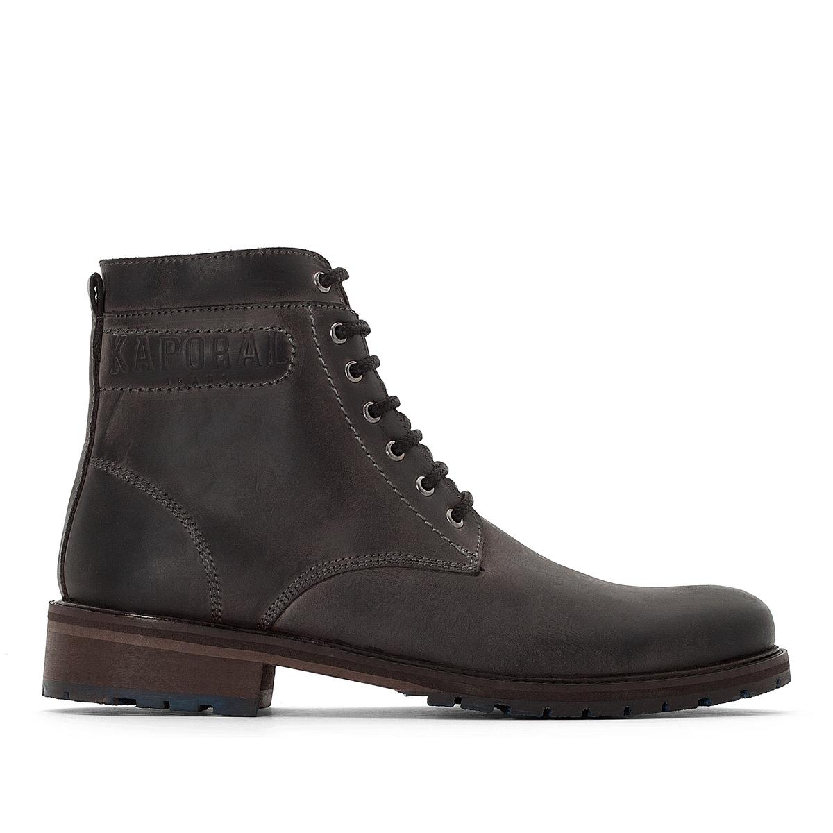 Ботинки кожаные LINO KAPORAL 5