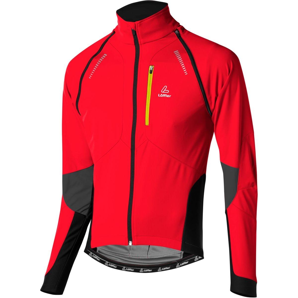 San Remo WS Light - Veste Homme - rouge/noir