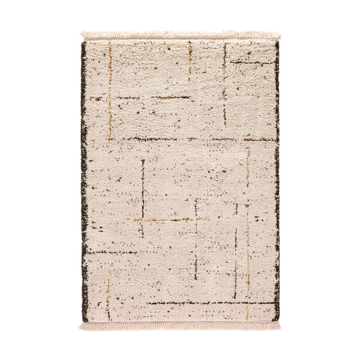 Ковер La Redoute Matelin в арабском стиле 120 x 170 см бежевый ковер la redoute шерсть в берберском стиле anton 120 x 170 см бежевый