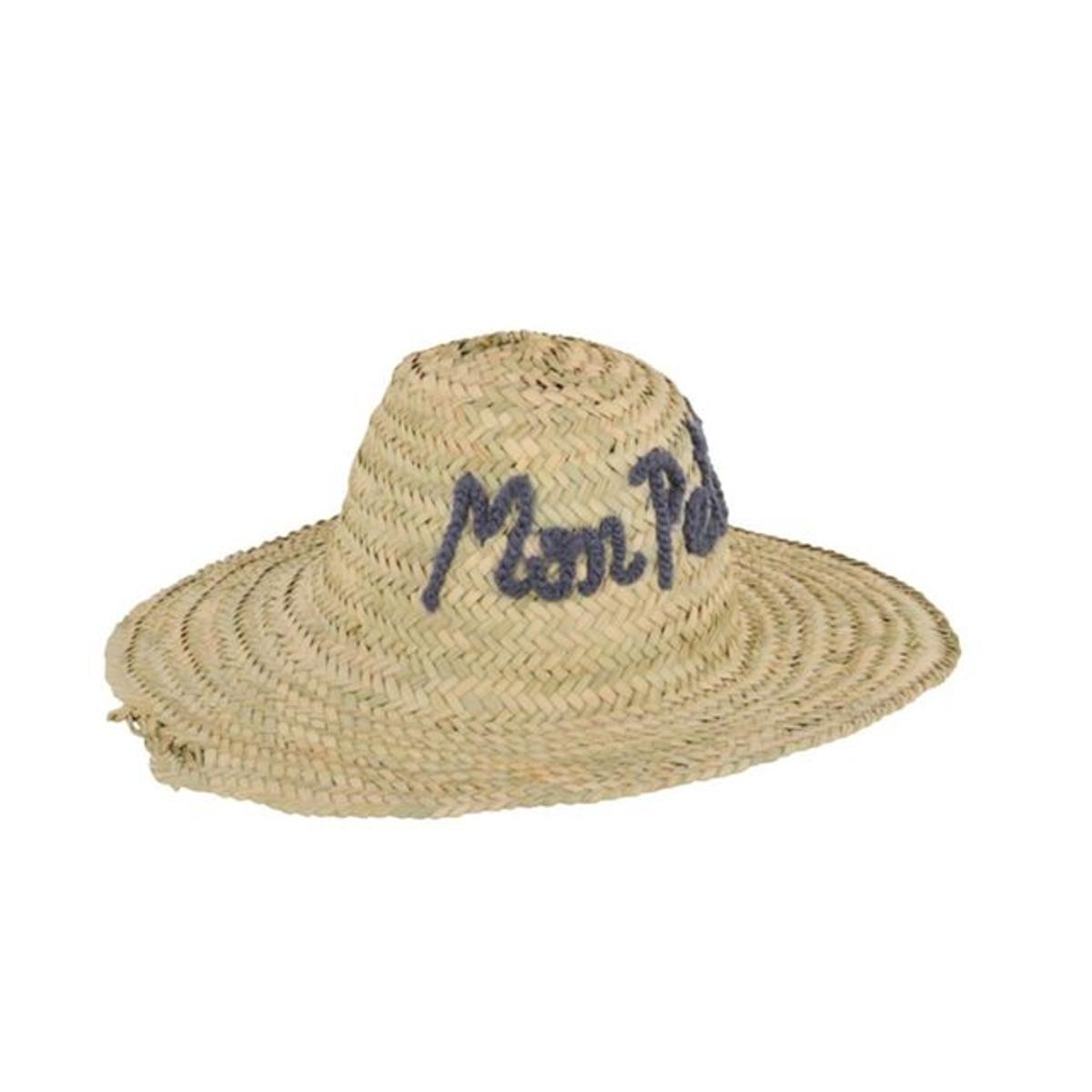 Chapeau de plage mon petit bikini