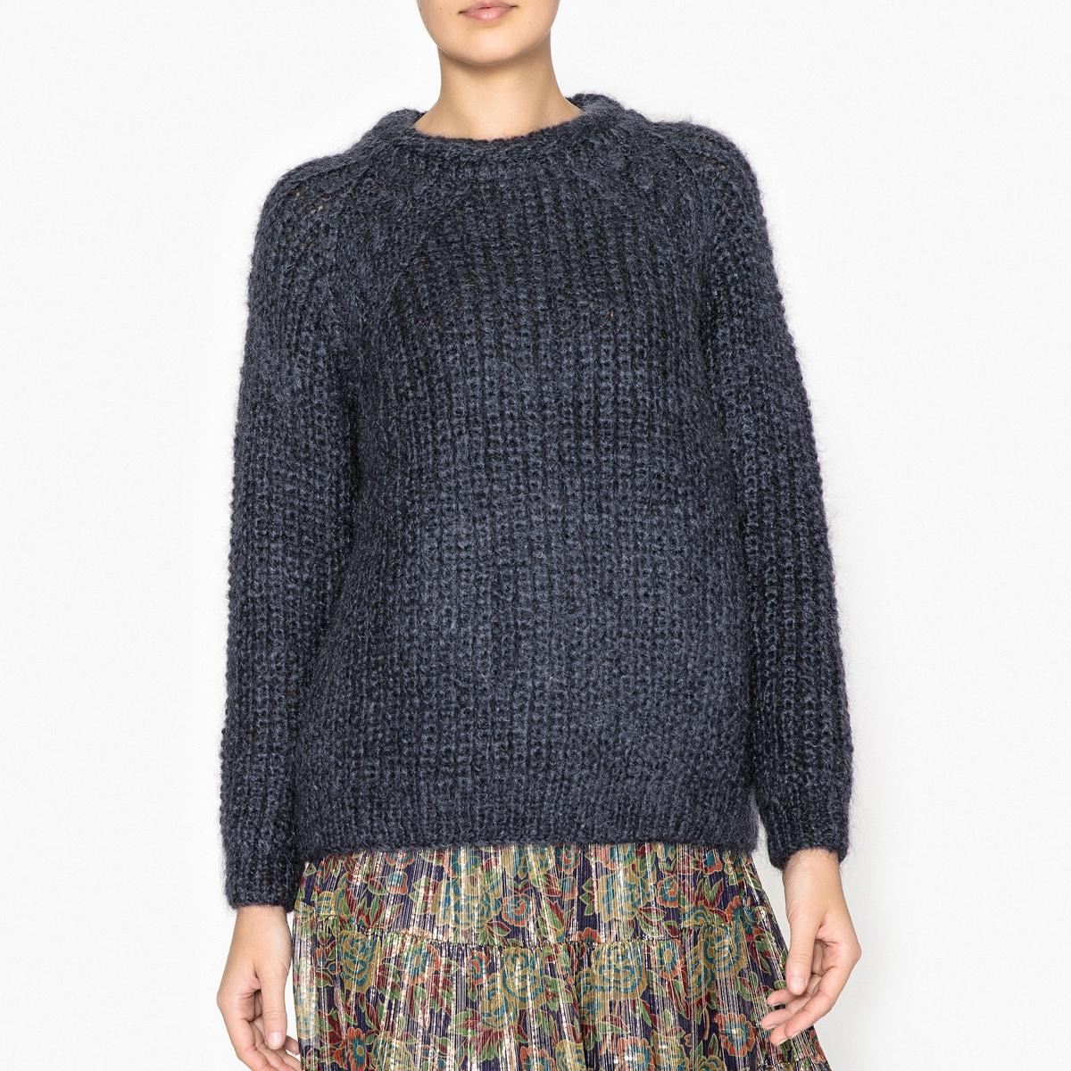 Пуловер из трикотажа DARMA