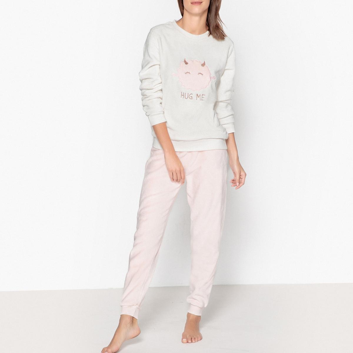 Пижама утепленная avanti piccolo пижама утепленная ух ты фиолетовая