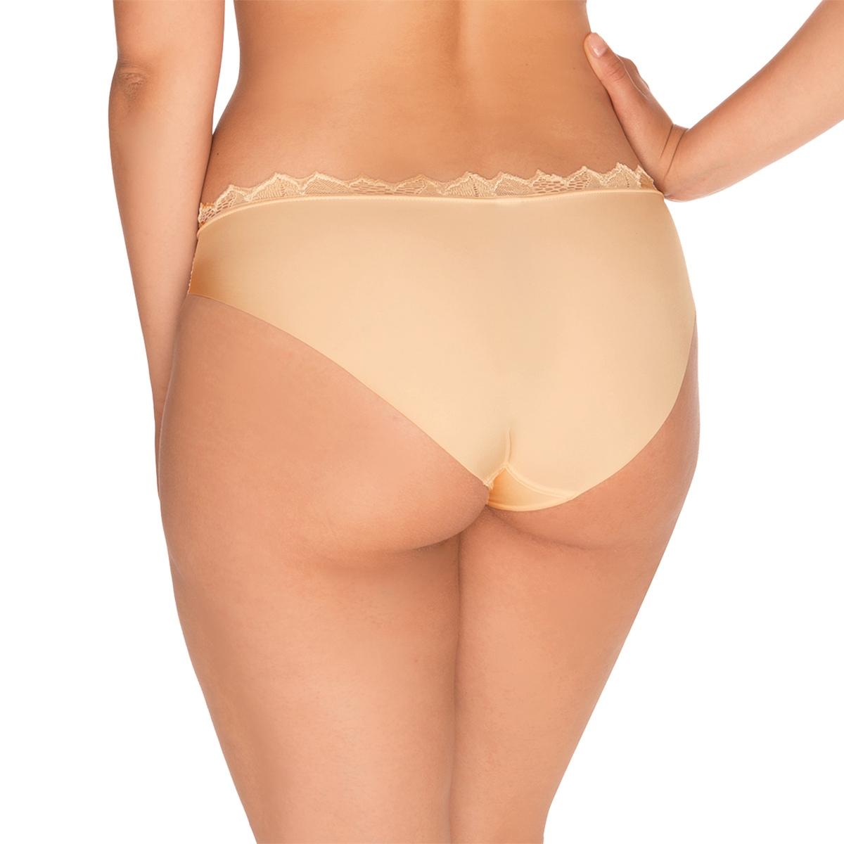 Трусы-слипы Arum BB LINGERIEТрусы-слипы Arum BB lingerie от Sans Complexe®.Стиль, напоминающий модную тенденцию в области косметики BB-крем: белье, скрывающее недостатки, которое совершенно не ощущается при носке. Изготовлены из тонкого и струящегося трикотажа, микрофибры и кружева. Отделка, которая совершенно не заметна под одеждой. Эластичный пояс.Состав и описание трусов-слипов: Основной материал: 79 % полиамида, 21 % эластана.Марка: SANS COMPLEXE® Уход:Машинная стирка при 30°С в мешке для стирки белья.Стирать вместе с одеждой подобных цветов.Не гладить.Найдите линейку нижнего белья Arum BB lingerie от Sans Complexe® на сайте la redoute.ru<br><br>Цвет: пудра