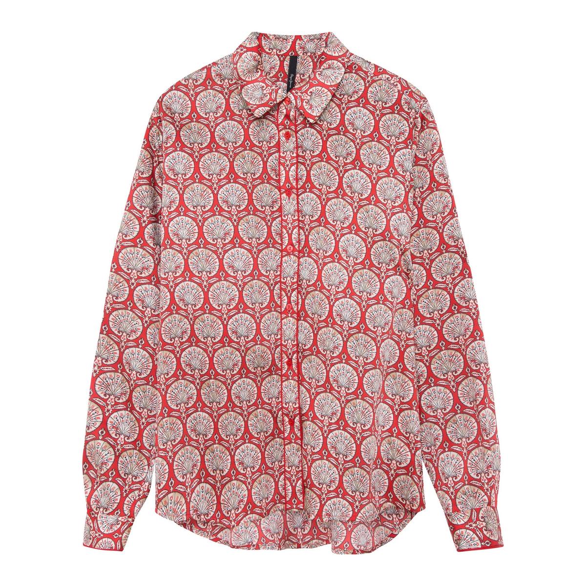 Camisa con estampado gráfico
