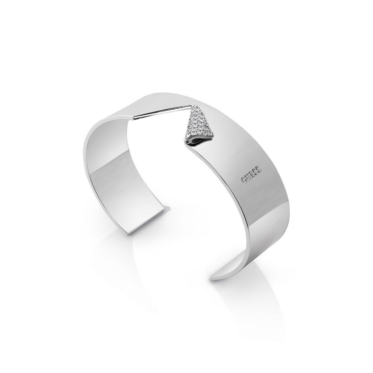 Bracelet Rigide Revers Rhodie