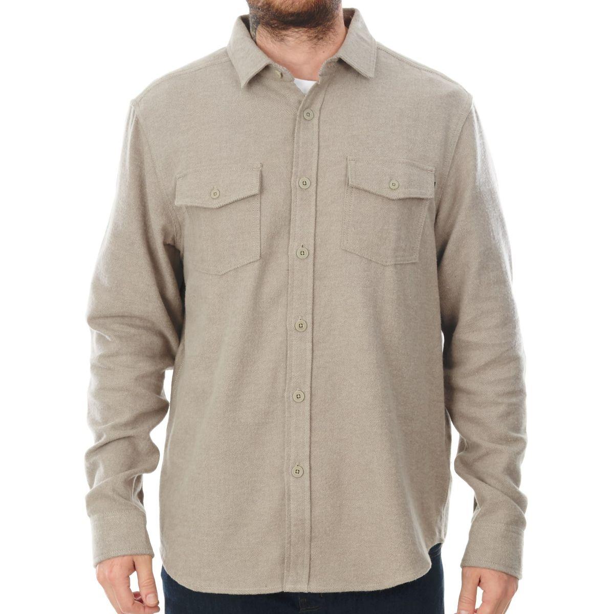 Chemise à manches longues Fielder