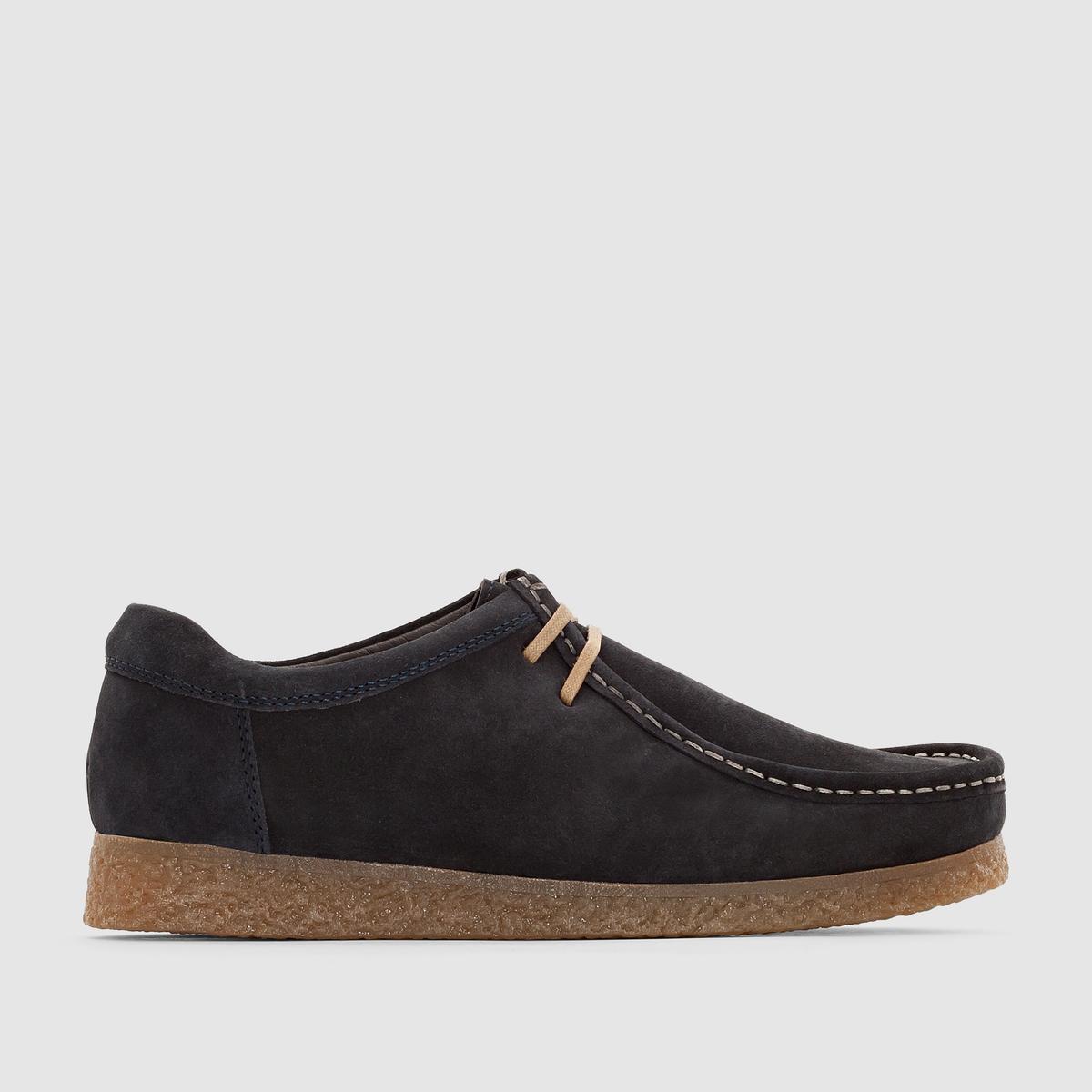 Ботинки-дерби кожаные BASE LONDON GENESISПреимущества : ботинки-дерби BASE LONDON в стиле мокасин на шнуровке. Очень элегантная и мягкая замша.<br><br>Цвет: серо-коричневый<br>Размер: 45.43