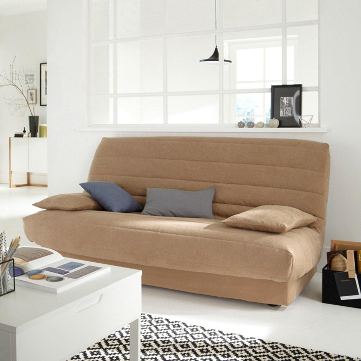 Чехол из искусственной замши для основания раскладного дивана. от La Redoute