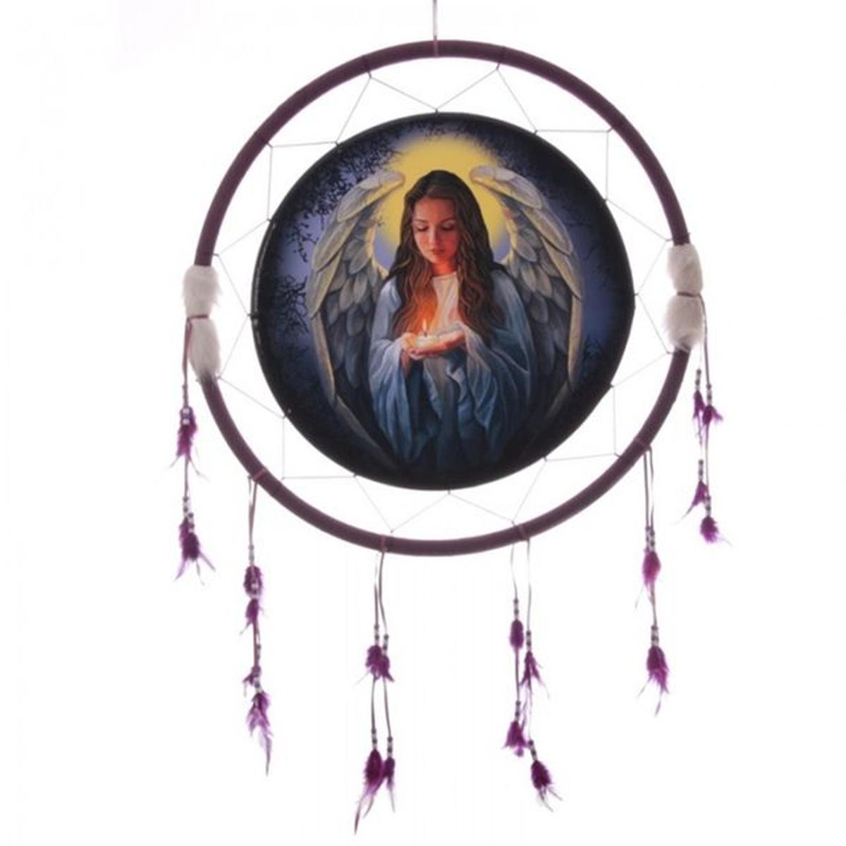 Attrape Rêve Ange par Lisa Parker 62 cm