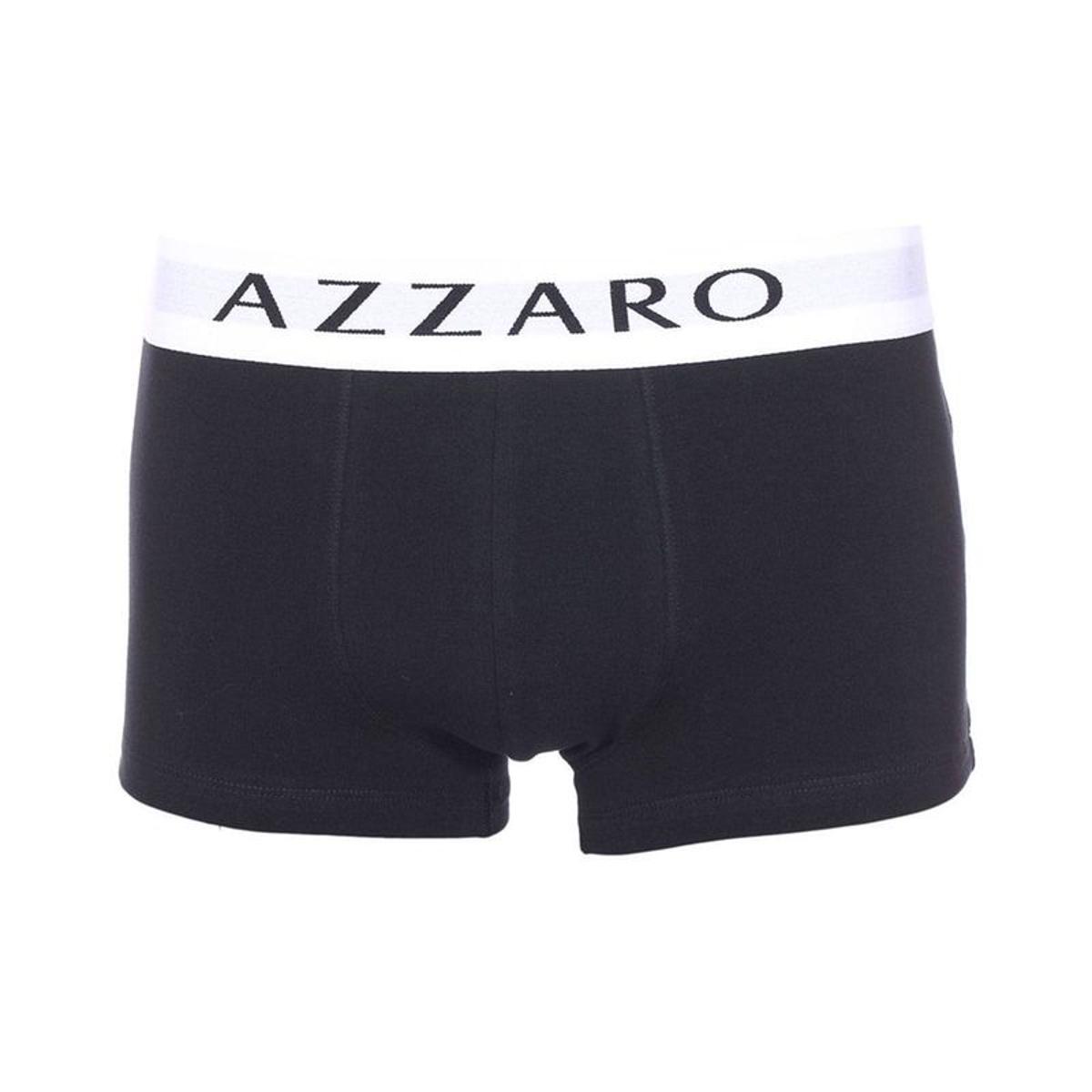 Boxer Azzaro en coton stretch   à ceinture