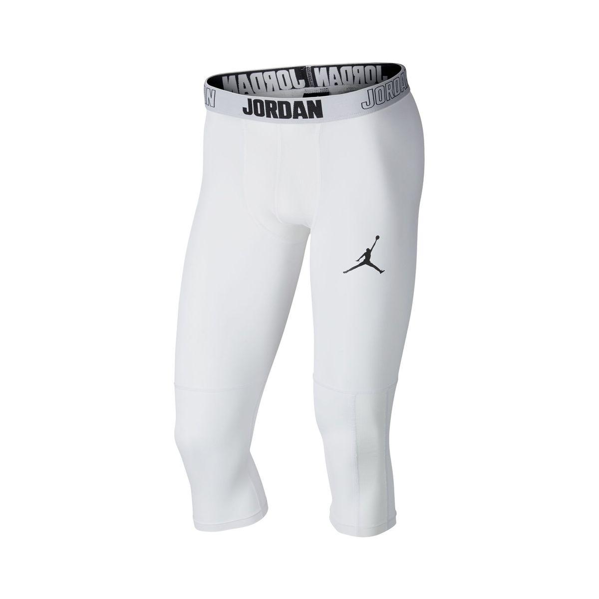 Collant 3/4 Nike Jordan 23 Alpha Blanc