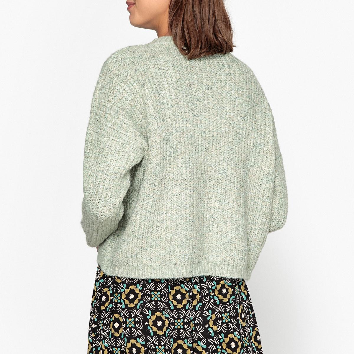 Пуловер из плотного трикотажа AUDRAN пуловер lueur