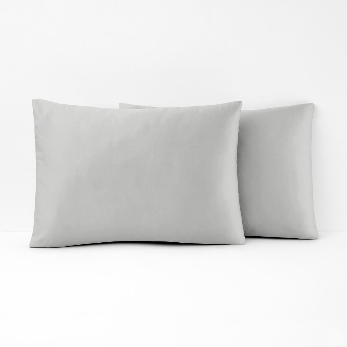 Cotton Satin Plain Pillowcase