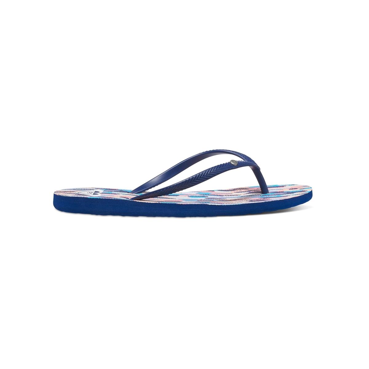 Вьетнамки BermudaВерх : синтетика   Подошва : каучук   Форма каблука : плоский каблук   Мысок : открытый мысок   Застежка : без застежки<br><br>Цвет: темно-синий<br>Размер: 42