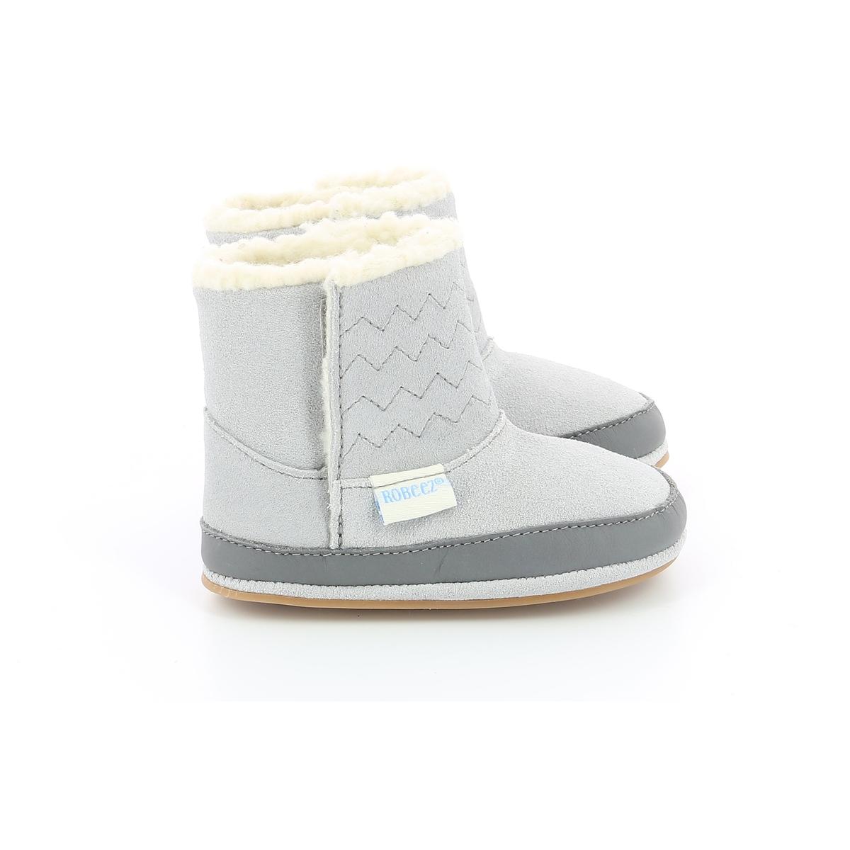 Туфли мягкие кожаные Boots от ROBEEZ