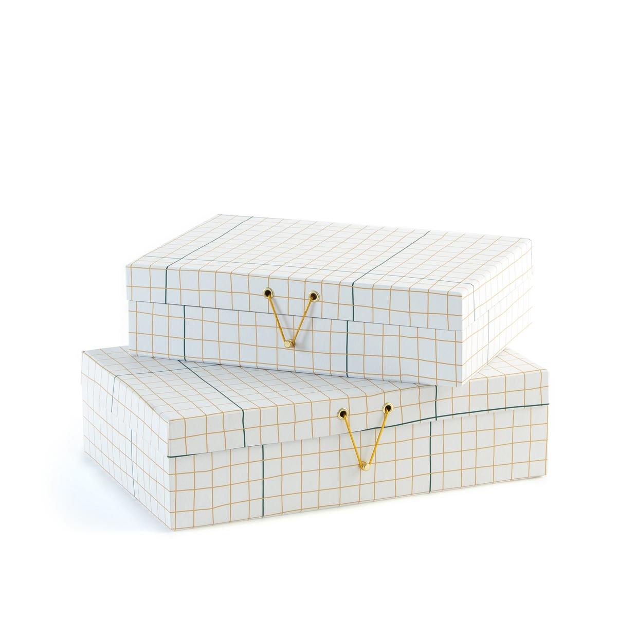 Набор LaRedoute Из двух коробок Acao единый размер другие