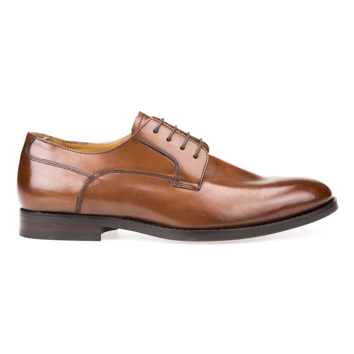 Ботинки-дерби кожаные U HAMPSTEAD A ботинки дерби d janalee a