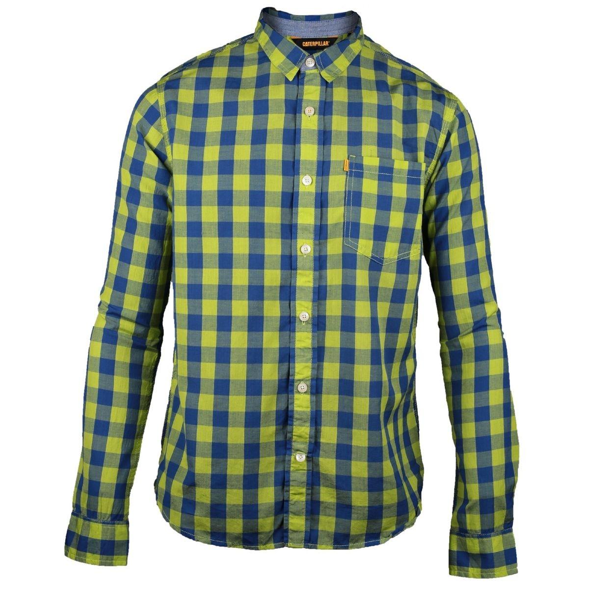 Chemise à carreaux ELEVATE