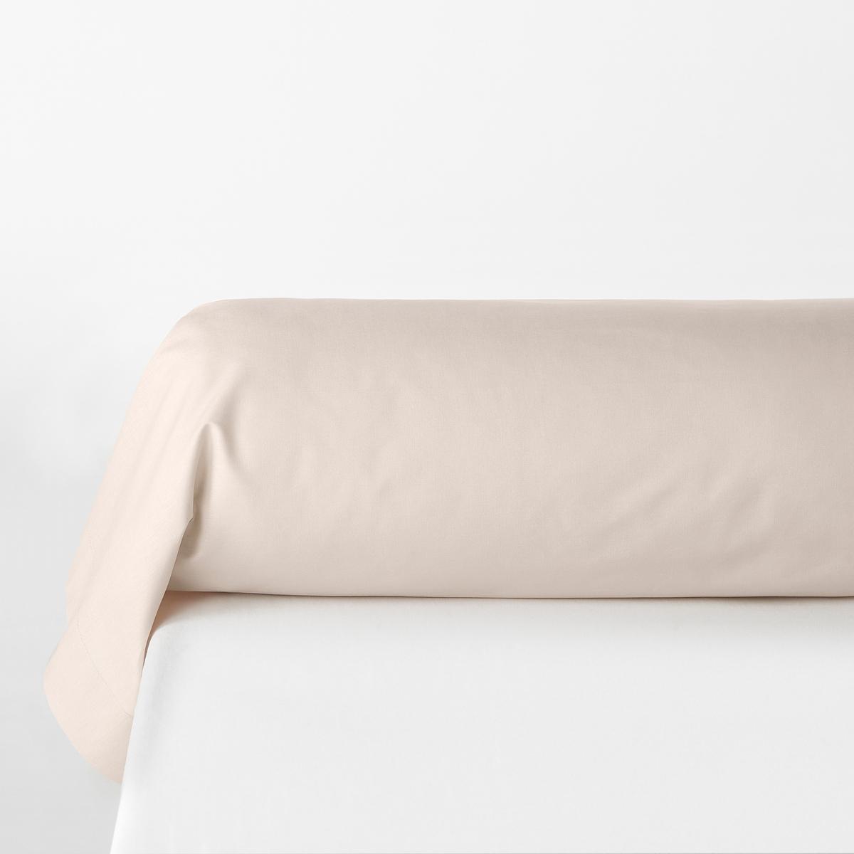 Наволочка на подушку-валик из полиэстера и хлопка (поликоттон)Наволочка на подушку-валик из ткани 50% хлопка, 50% полиэстера (поликоттон) плотного плетения (57 нитей/см?) : Чем больше плотность переплетения нитей/см?, тем качественнее материал. Длительный комфорт и отличная прочность.Отличная стойкость цветовк стиркам (60 °C), быстрая сушка, глажка не требуется.                                                                                                                                                                       Преимущества     : великолепная гамма очень современных оттенков для сочетания по желанию с простынями и пододеяльниками SCENARIO и рисунками коллекции. Знак Oeko-Tex® гарантирует, что товары протестированы и сертифицированы, не содержат вредных веществ, которые могли бы нанести вред здоровью.                                                                                                  ?Наволочка на подушку-валик :85 x 185 см                                                                                                                             Откройте для себя всю коллекцию постельного белья, нажав SC?NARIO UNI<br><br>Цвет: антрацит,белый,бледный сине-зеленый,бордовый,вишневый,голубой бирюзовый,зеленый,нежно-розовый,светло-бежевый,серо-коричневый каштан,Серо-синий,серый жемчужный,смородиновый,фиолетовый,черный<br>Размер: 85 x 185 см