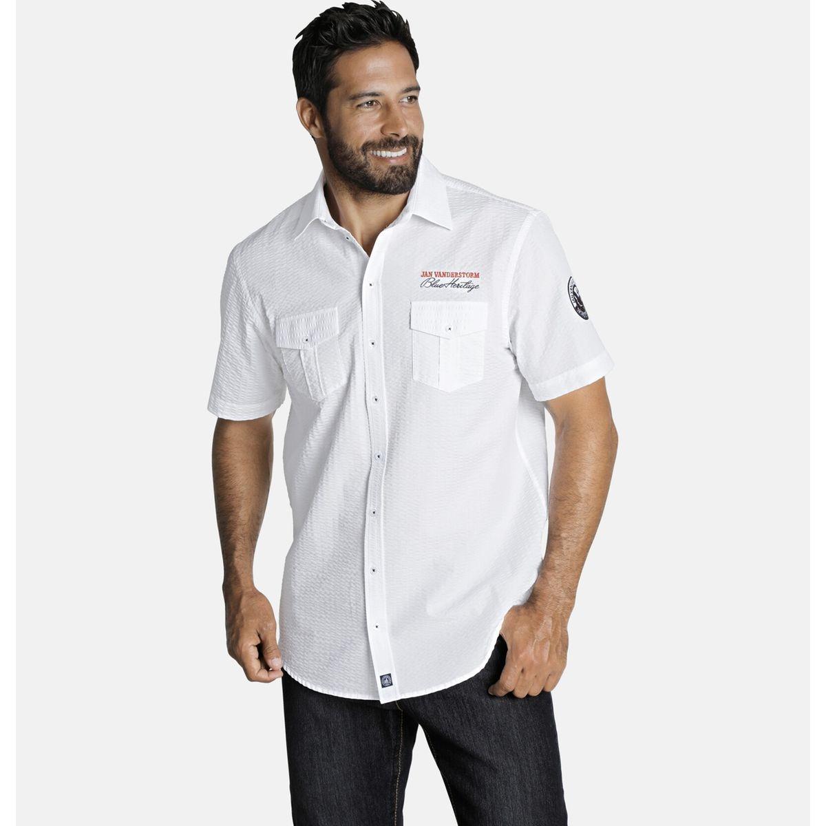 Chemise à manches courtes ELNOR