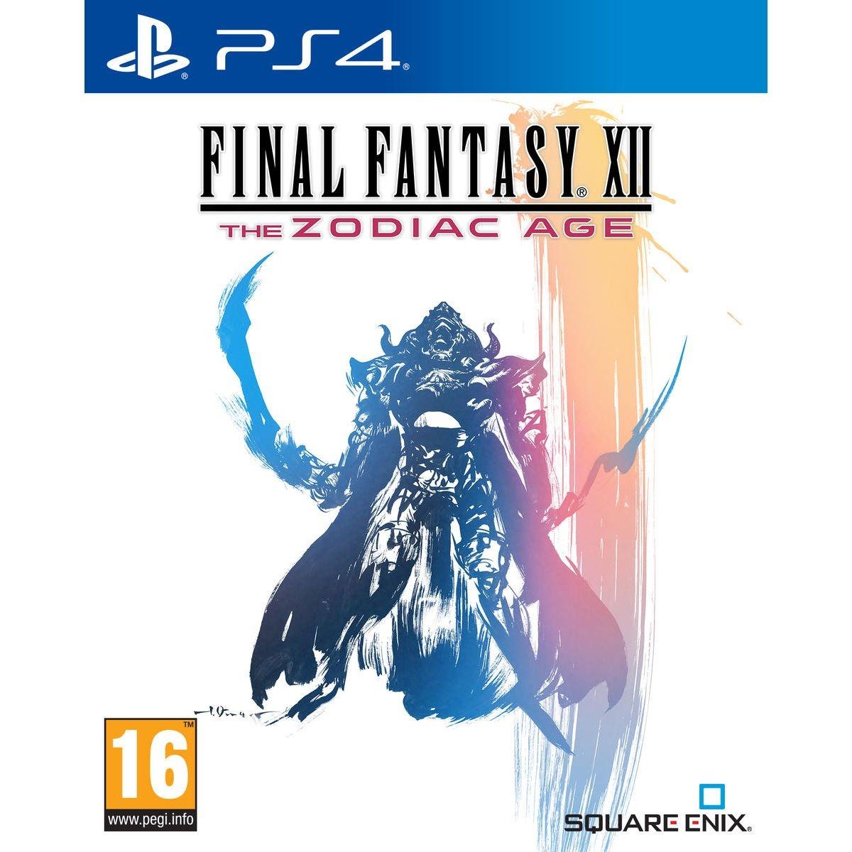 Final Fantasy XII : The Zodiac Age PS4