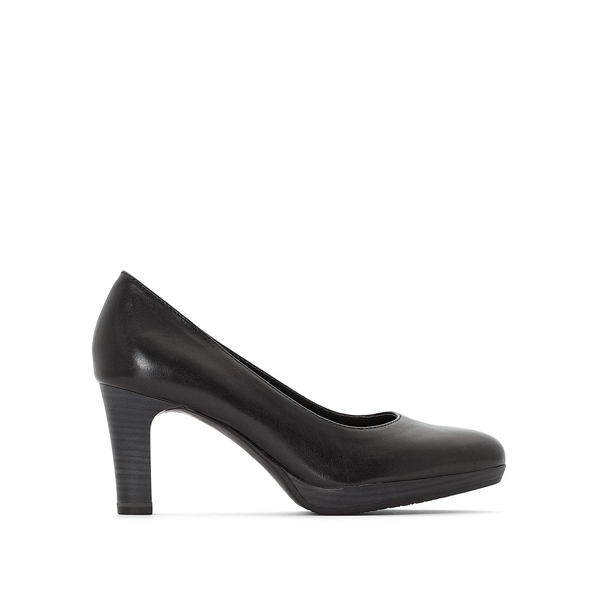 Туфли кожаные Zealot