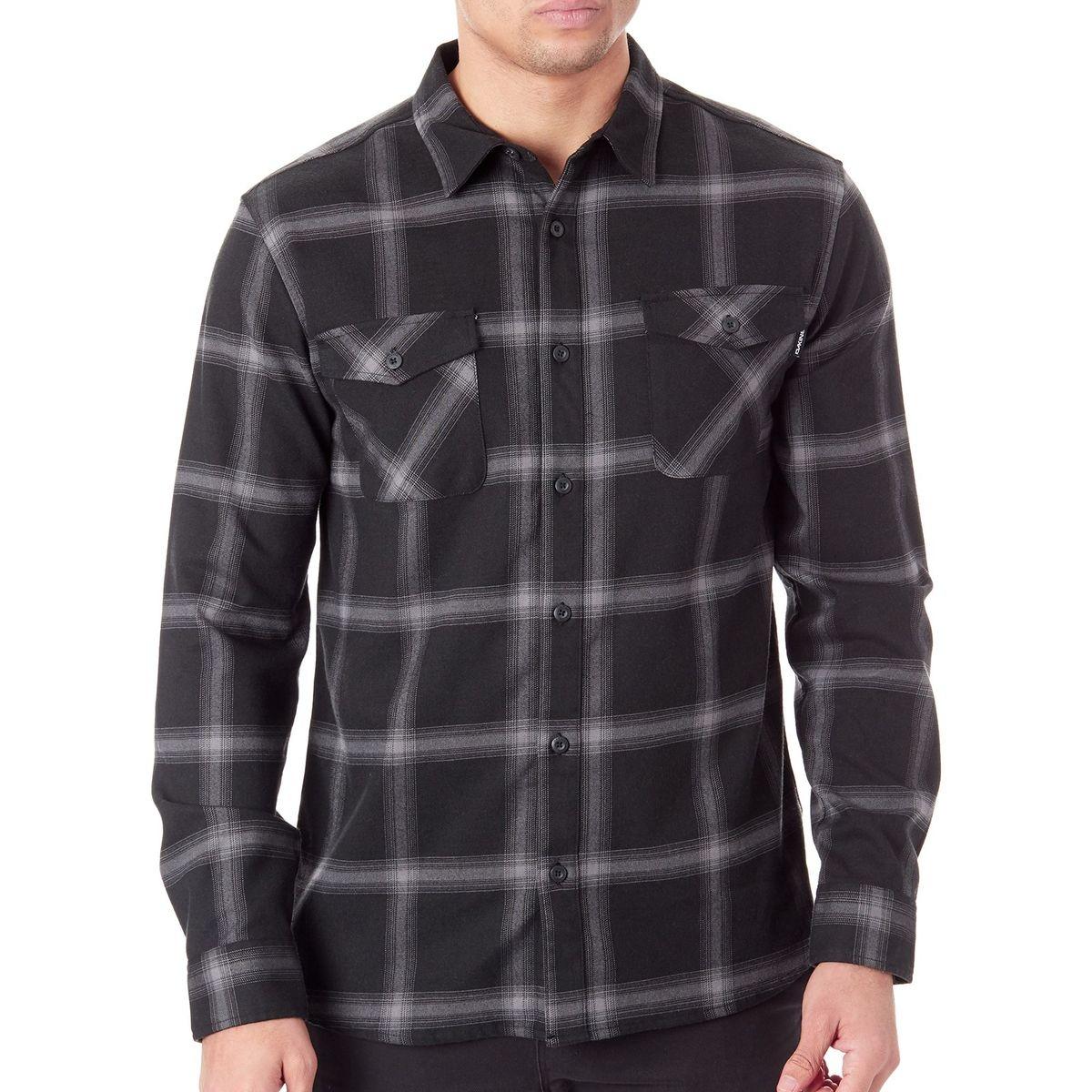 Chemise à manches longues Underwood Flannel