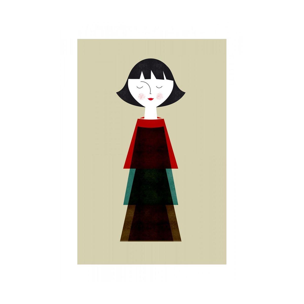Affiche Babydoll I Blanca Gomez