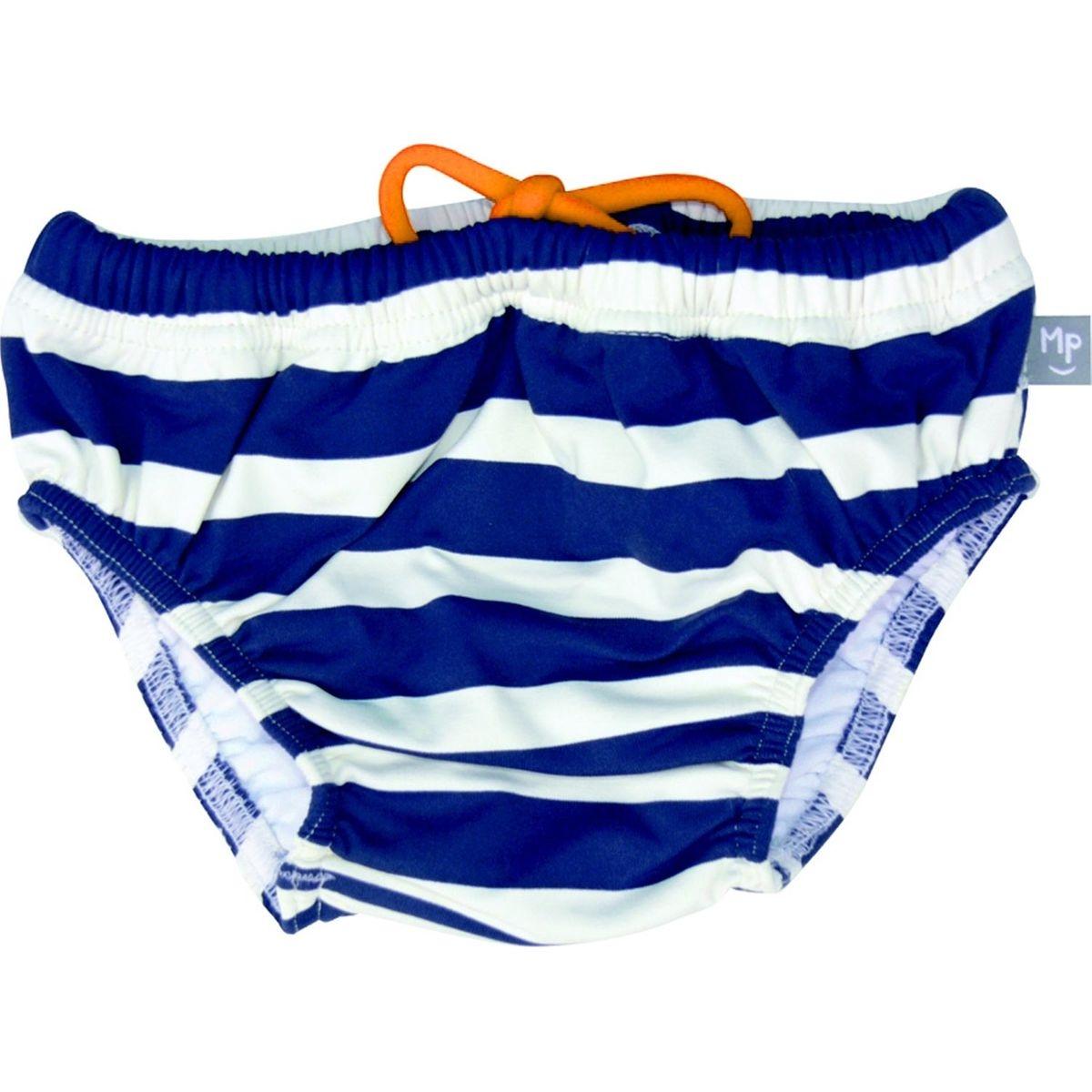 Marinou Fluo   Culotte maillot couches antifuites