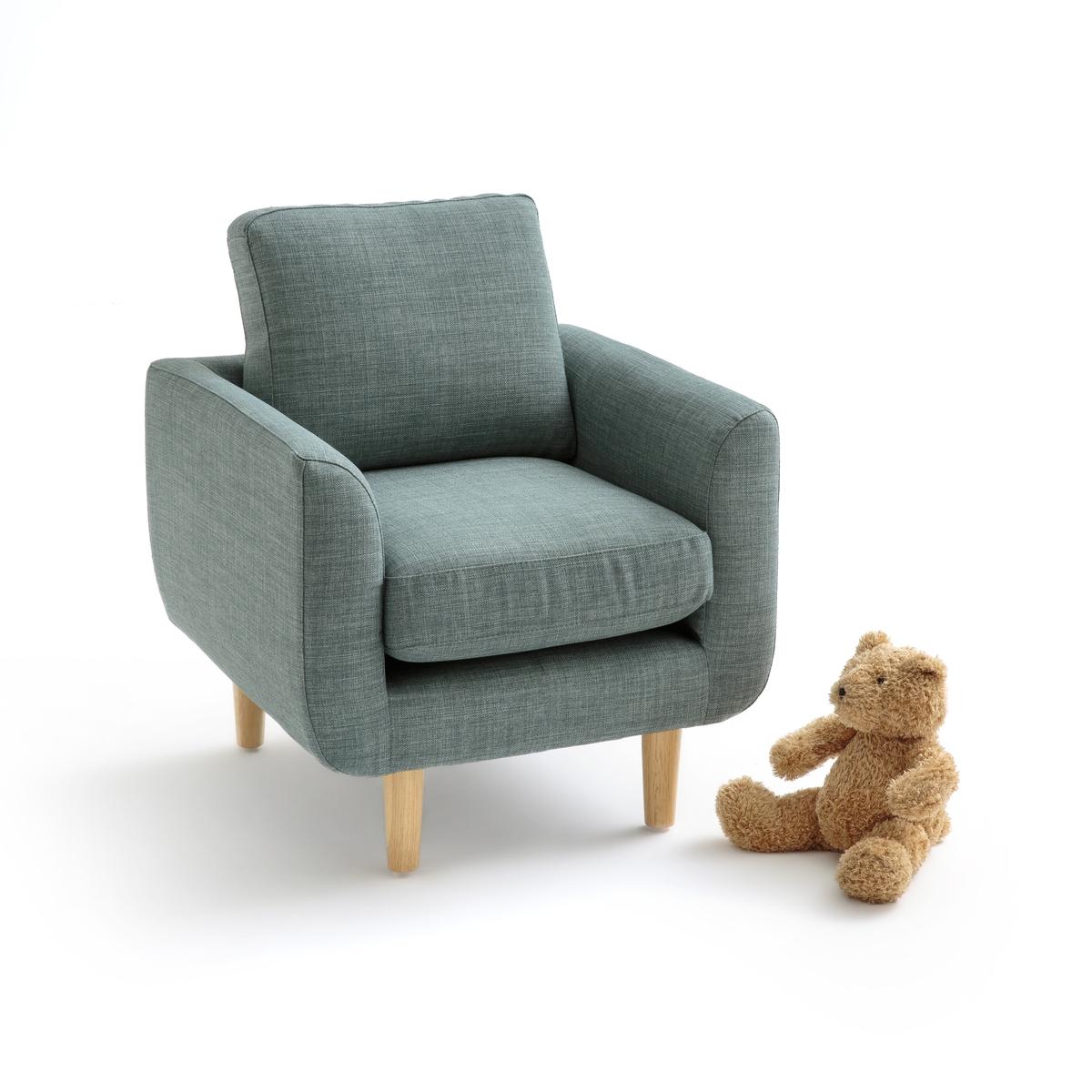 Кресло LaRedoute Детское Jimi единый размер синий